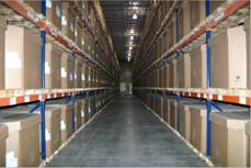 Ford Storage Supply Chain Distribution Services