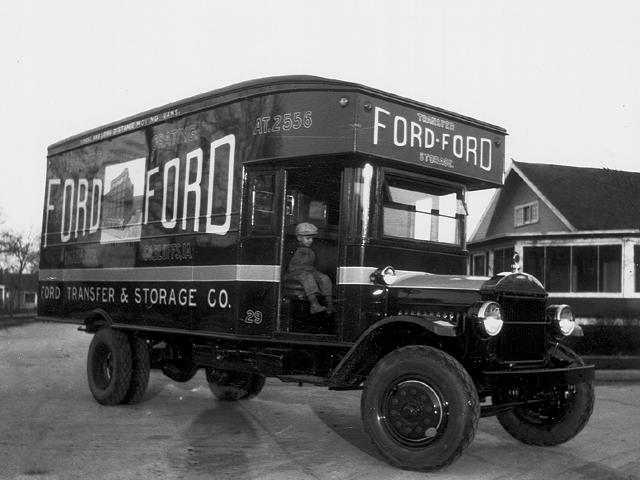 Ford Storage Company History