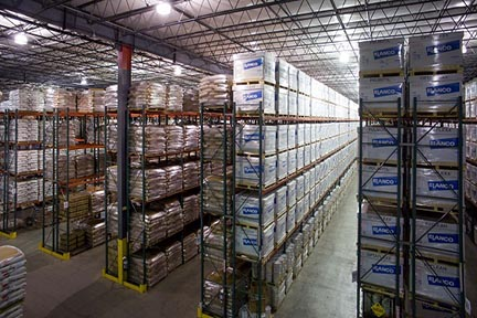Ford Storage: Omaha Nebraska Warehouse, 3PL, Drayage